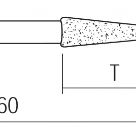 Brušenje, graviranje - BRUS MRAMOR PROF.F22 DWR001E3D